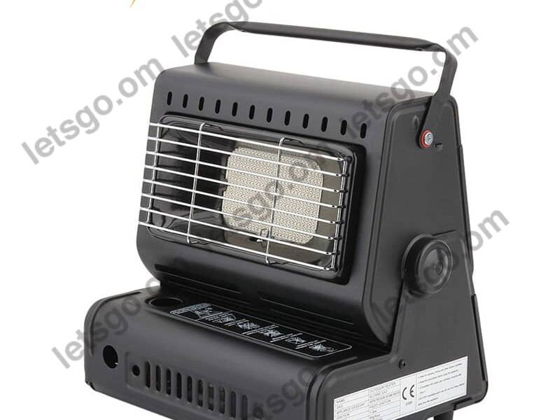 KLET Camping Outdoor Portable Gas Heater