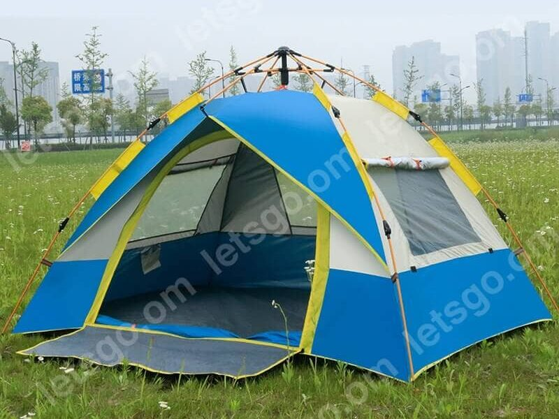 Quick-open-automatic-tent-lazy-equipment-Large